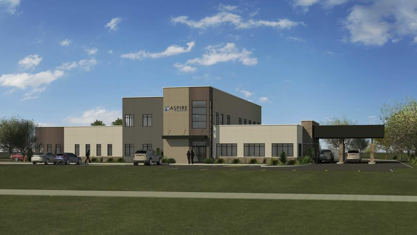 Aspire Financial Breaks Ground On New Fargo Building